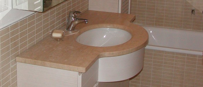 In marmo per bagni with in marmo per bagni marmi with in - Cerco mobile bagno ...